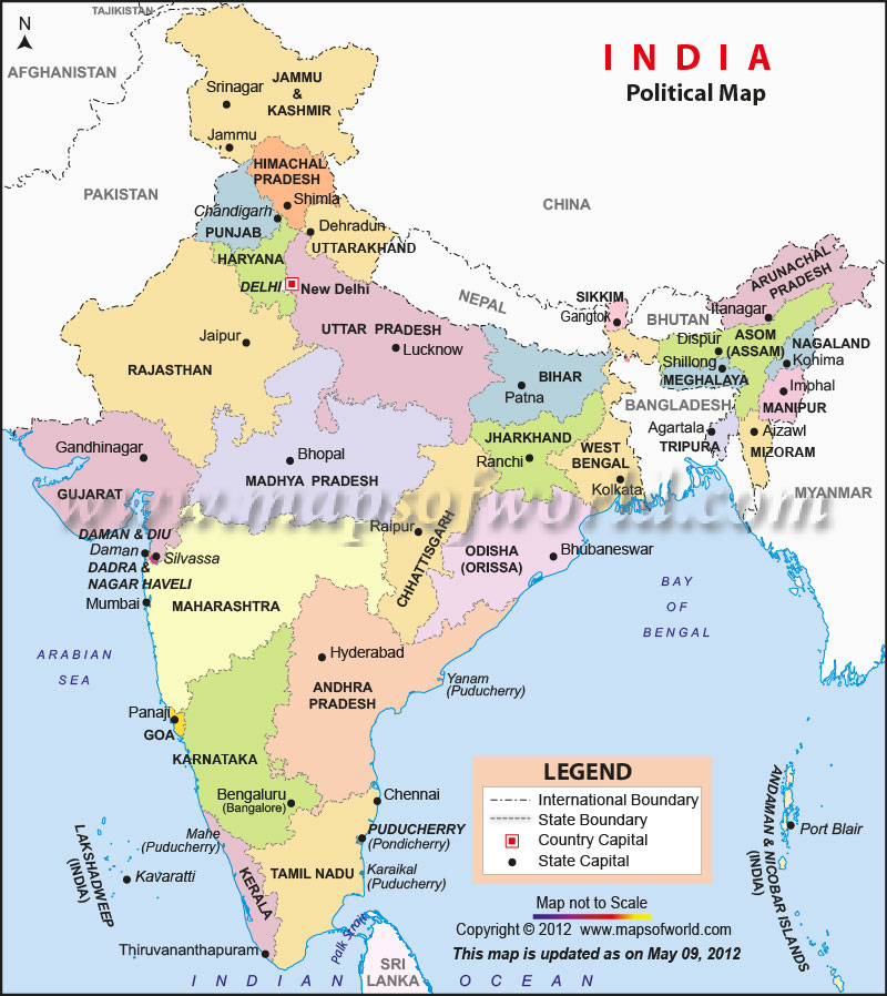 Download free india maps.